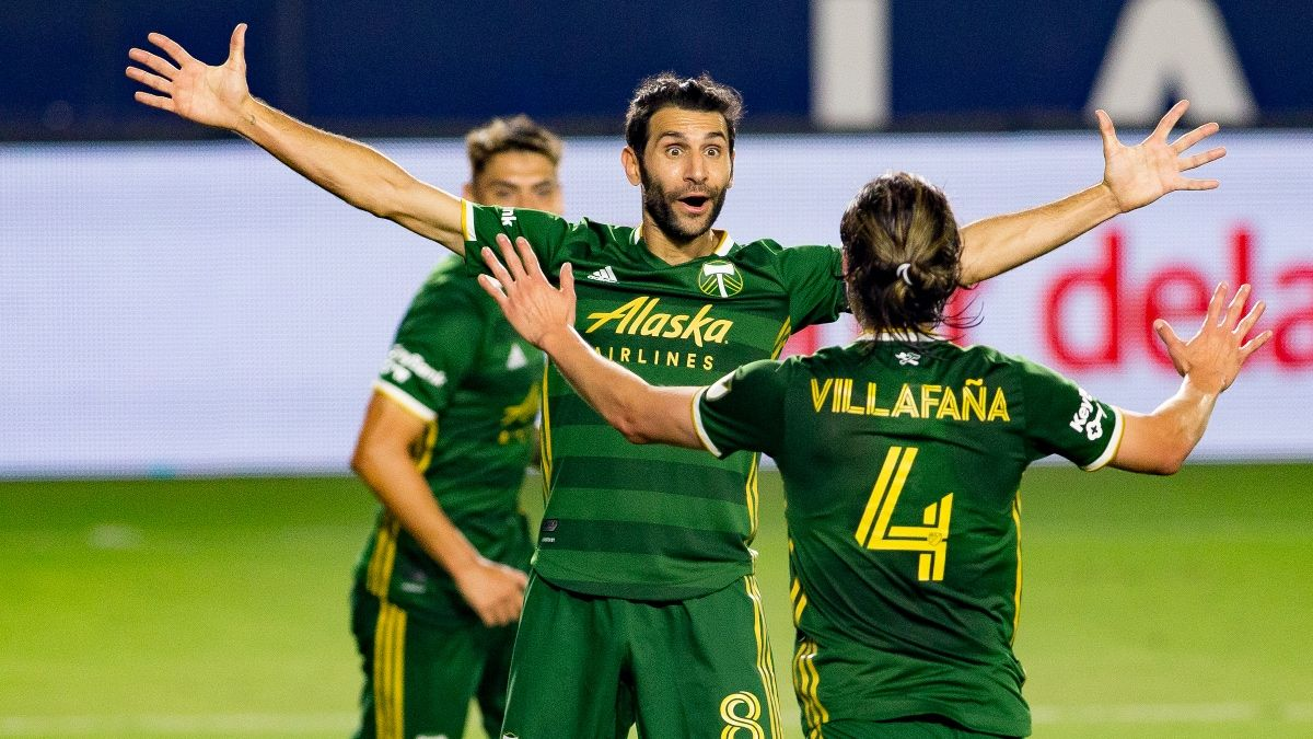MLS Betting Odds, Picks & Predictions: Portland Timbers vs. Los Angeles Football Club (Sunday, Oct. 18) article feature image