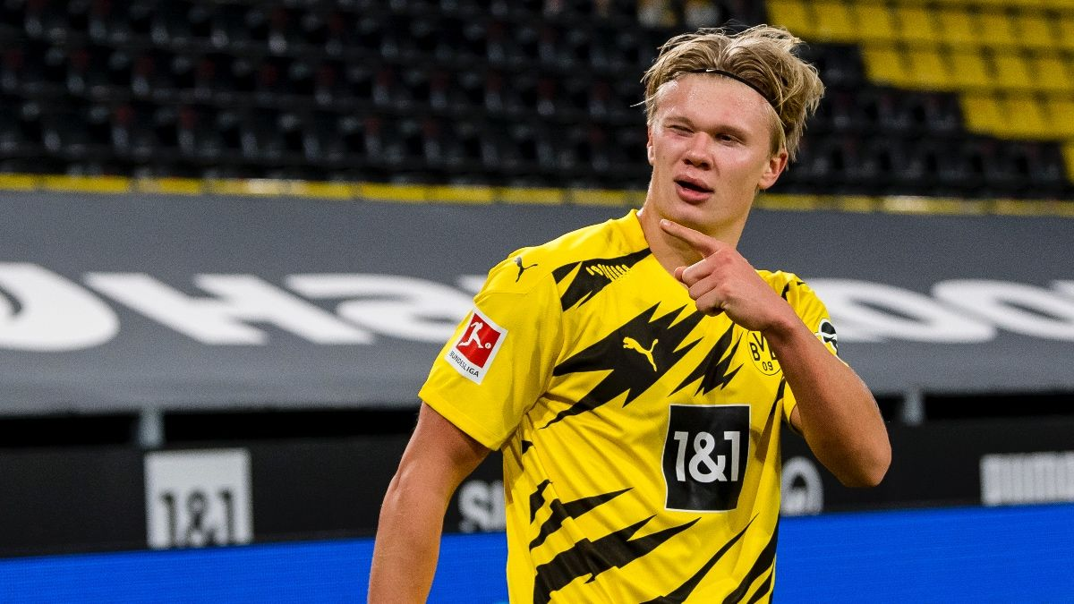 Champions League Odds, Picks & Predictions: Borussia Dortmund vs. Zenit St. Petersburg (Wednesday, Oct. 28) article feature image