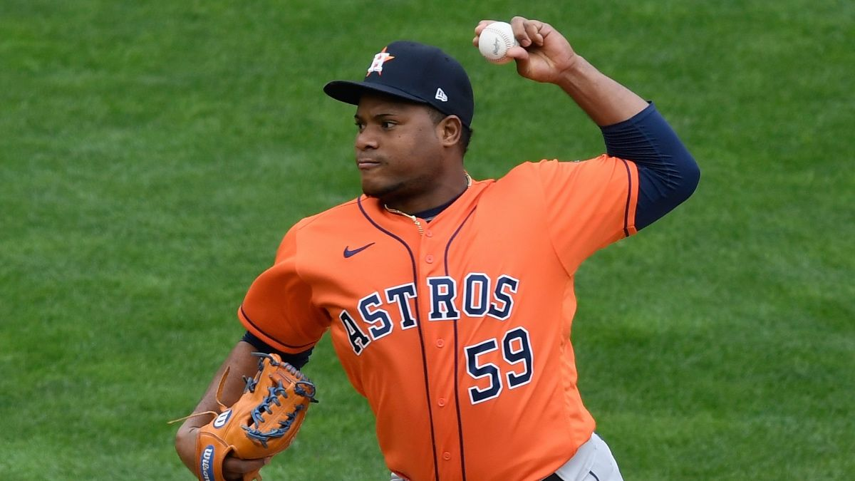 Astros vs. Rays Odds, Picks & Predictions: Back Underdog Houston in ALCS Opener (Sunday, Oct. 11th) article feature image