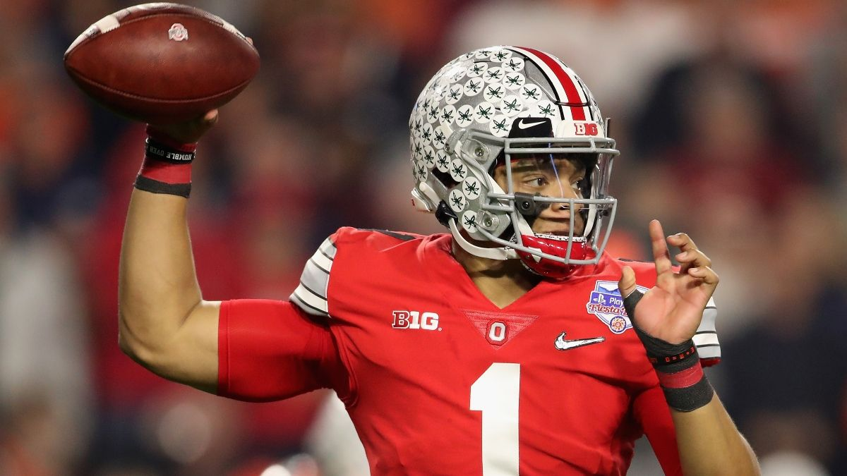 Ohio State vs. Penn State Promo: Bet $20, Win $125 if Ohio State Gains a Yard! article feature image