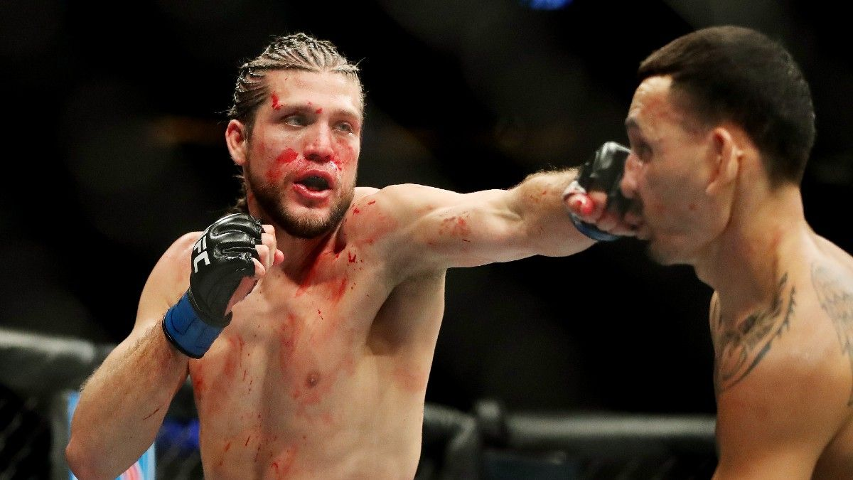Saturday UFC Fight Night: Betting Projections, Props & Picks for Ortega vs. Korean Zombie and More (Oct. 17) article feature image