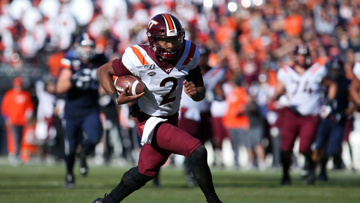 Duke vs. Virginia Tech Betting Odds & Pick: Hokies Underrated on the Road in Durham (Saturday, Oct. 3) article feature image