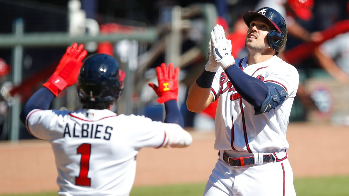 MLB Playoff Odds, Picks & Predictions: Miami Marlins vs. Atlanta Braves NLDS Game 1 (Tuesday, Oct. 6) article feature image