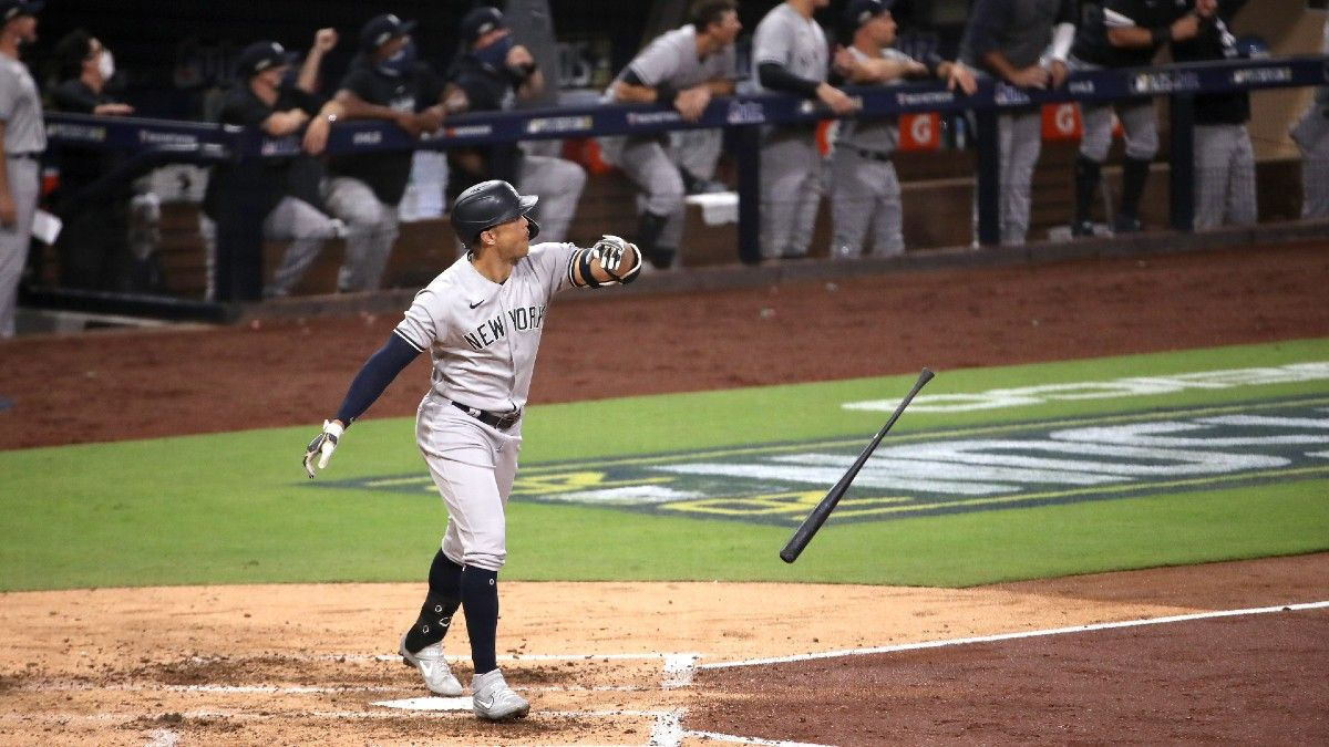 Wednesday MLB Playoff Odds, Picks and Predictions: Yankees vs. Rays Game 3 (Oct. 7) article feature image