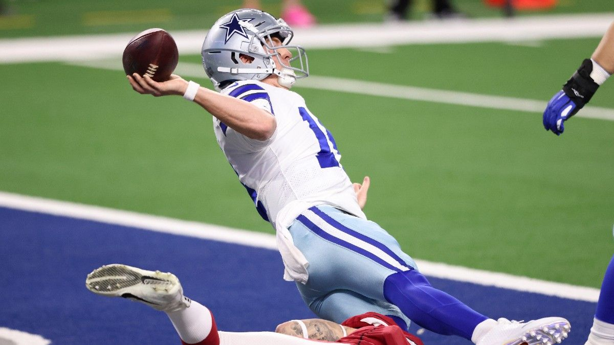 Nobody's Team: After MNF Embarrassment, America Is Fading the Cowboys article feature image