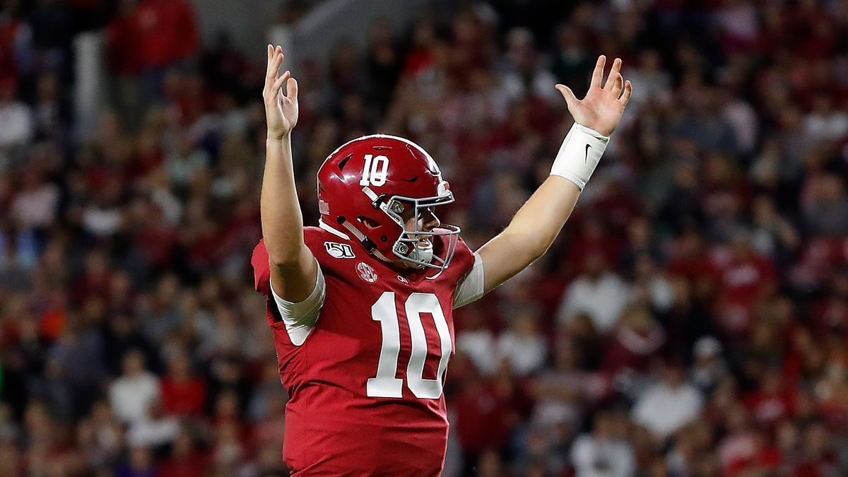 NFL Draft Odds: There's Betting Value On Fewer Than 5 First-Round QBs article feature image