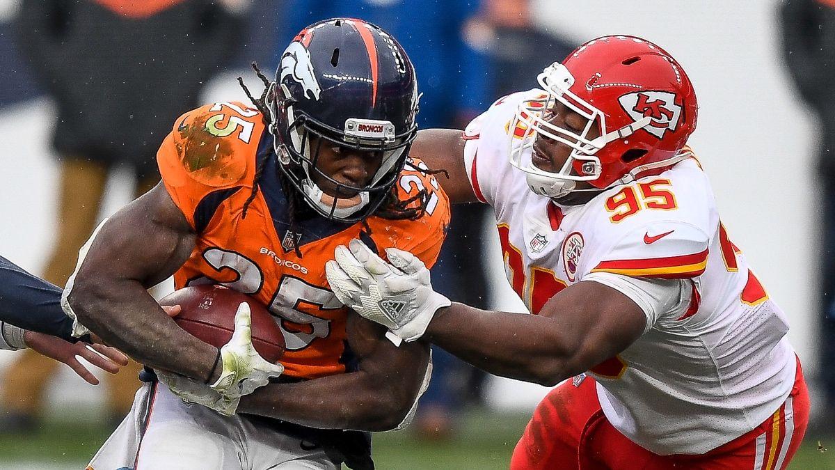 NFL Week 8 Fantasy Buy/Sell Trade Targets: Broncos' Gordon Has Plenty Of Upside article feature image