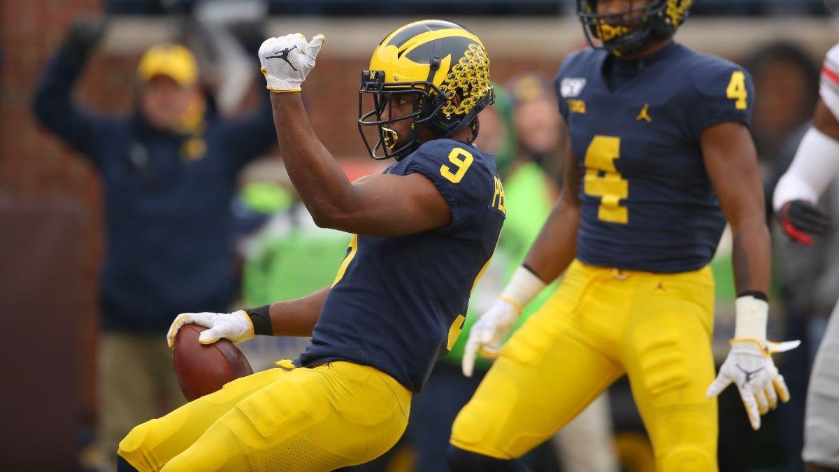 Michigan vs. Michigan State Promo: Bet $5, Win $100 if Michigan Covers +50! article feature image