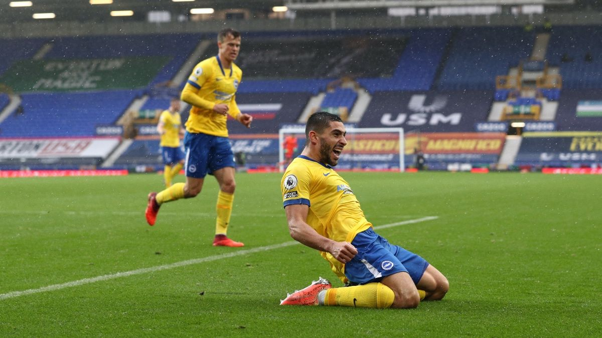 Sunday Premier League Betting Odds, Picks & Predictions: Crystal Palace vs. Brighton & Hove Albion (Oct. 18) article feature image