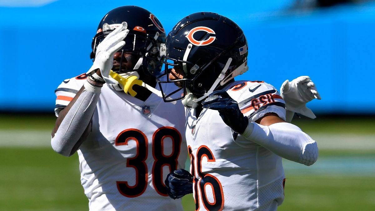 Chicago Bears vs. Los Angeles Rams Odds, Pick: How Sharps, Experts Are Betting Monday Night Football article feature image