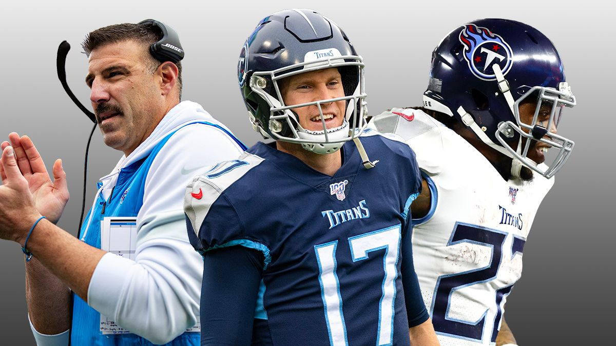 Are the Tennessee Titans Lucky or Actually Good? Well, Both article feature image