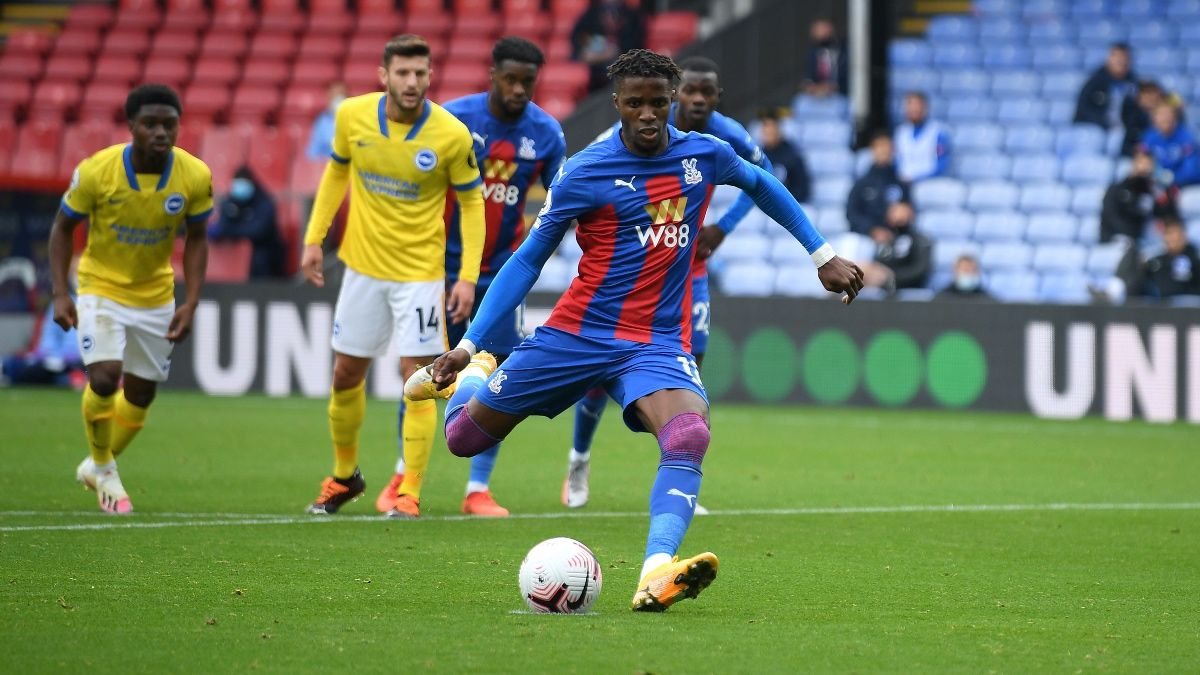 Saturday Premier League Betting Odds, Picks & Predictions: Fulham vs. Crystal Palace (Oct. 24) article feature image
