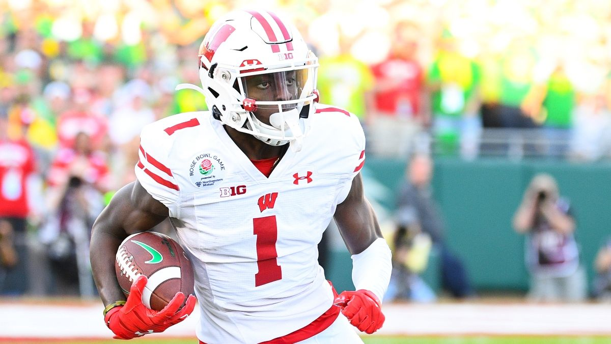 Wisconsin vs. Michigan Promo: Bet $5, Win $100 if Wisconsin Covers +50! article feature image