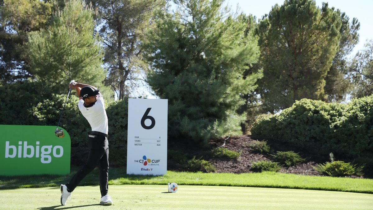 CJ Cup Round 3 Buys & Fades: Finding Value Using Strokes Gained Data article feature image
