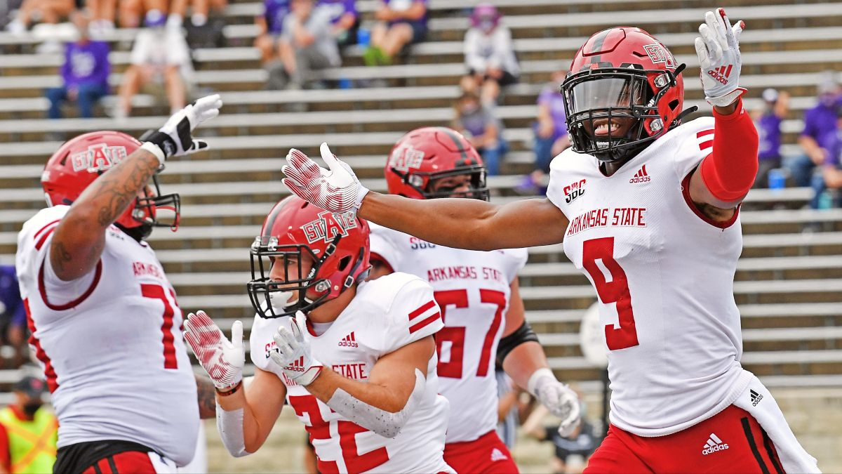Georgia State at Arkansas State Odds, Pick: Big Bets Moving Spread For Thursday Night College Football article feature image