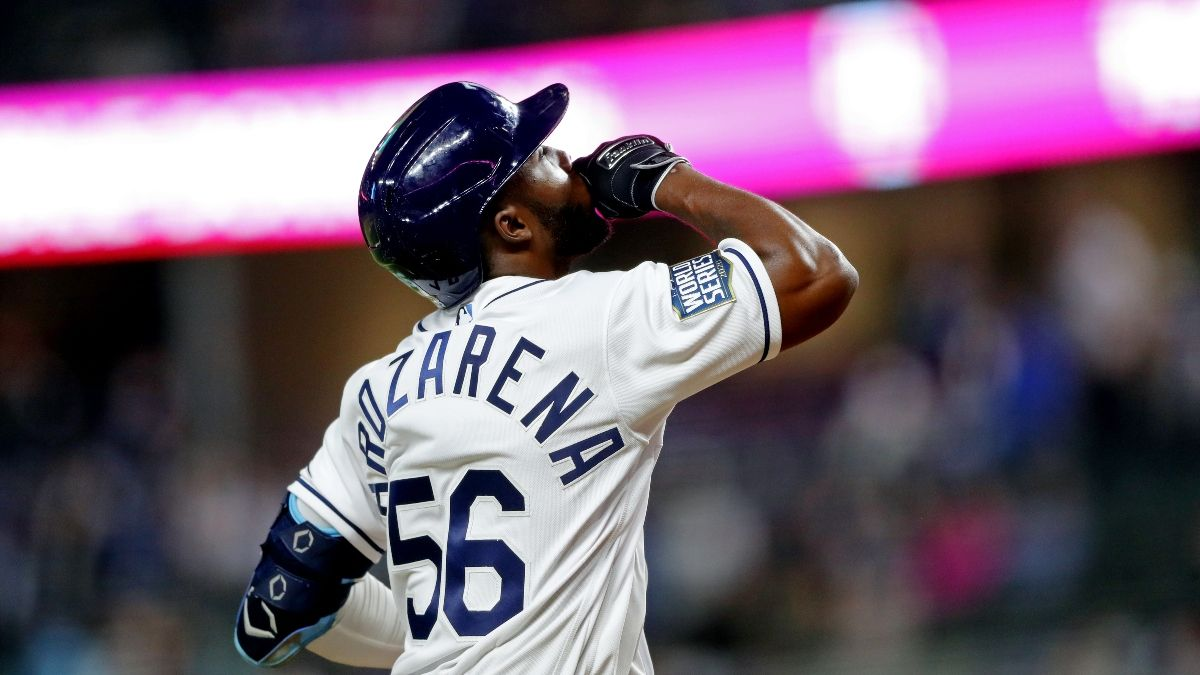 Dodgers vs. Rays Betting Picks: Our Staff's Best Bets for World Series Game 4 (Saturday, Oct. 24) article feature image