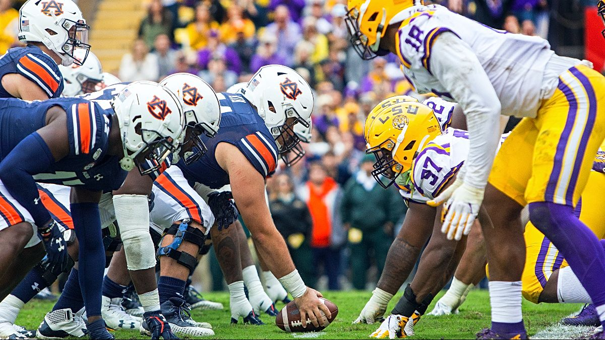 College Football Odds & Picks: Everything You Need to Bet Saturday's Week 9 Games article feature image