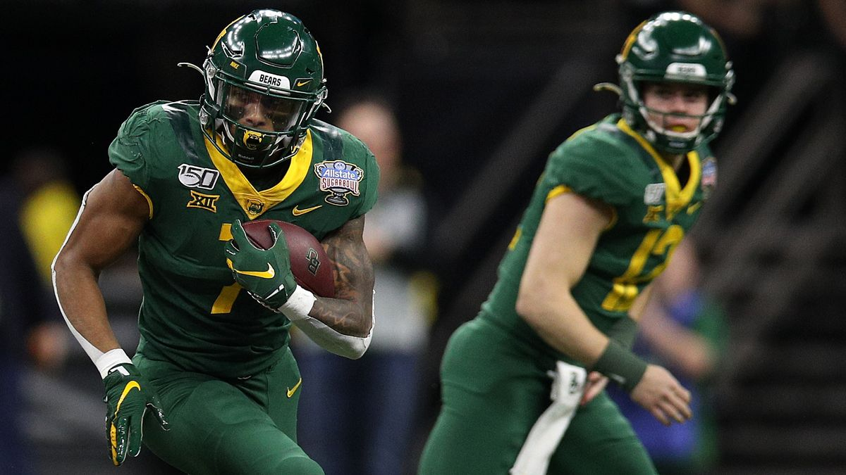 Texas vs. Baylor Betting Odds & Pick: Back the Bears After Long Break (Saturday, Oct. 24) article feature image