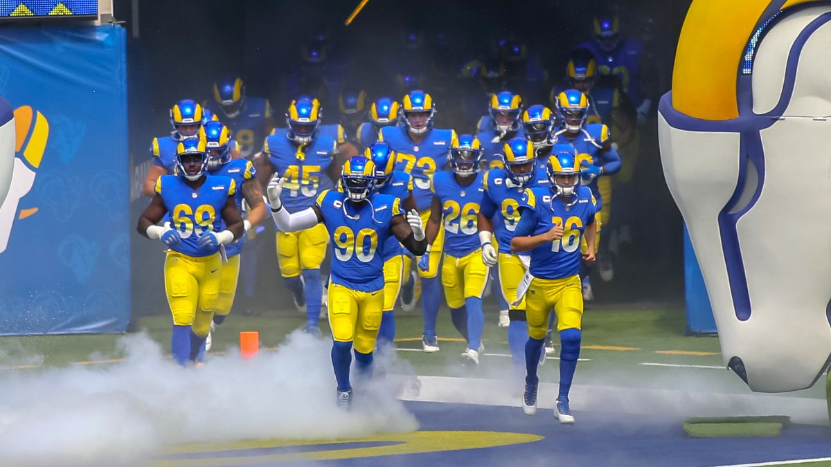 NFL Picks For Bears vs. Rams: 5 Ways To Bet Monday Night Football article feature image