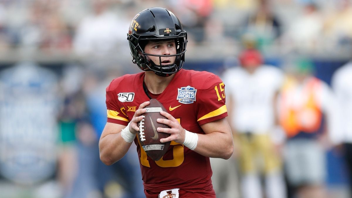 Texas Tech vs. Iowa State College Football Odds, Sharp Betting Pick: Sharps Move Spread Toward Key Number (Saturday, Oct. 10) article feature image