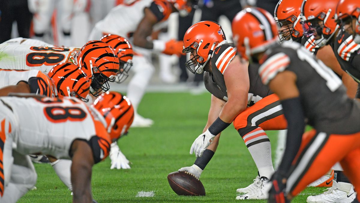 Browns vs. Bengals Odds & Picks: How To Bet Sunday's Spread article feature image
