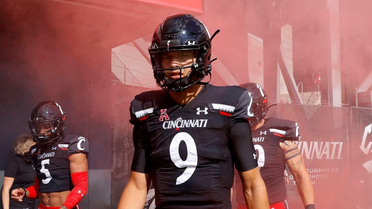 Cincinnati at SMU Betting Odds & Pick: Back Bearcats in Dallas (Oct. 24) article feature image