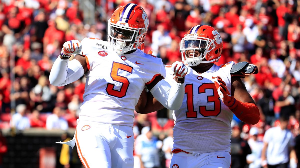 College Football Odds & Pick for Clemson vs. Boston College: Bet Tigers to Cover Even Without Lawrence article feature image