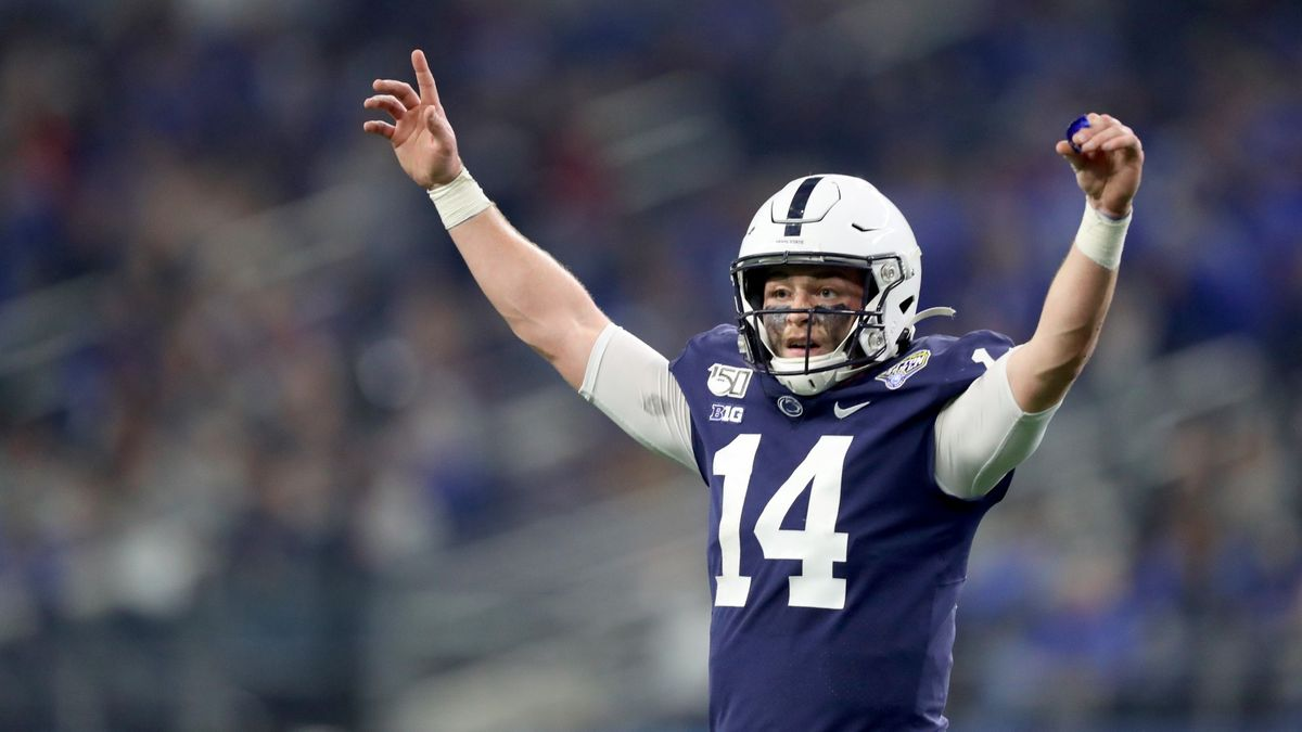 Penn State vs. Indiana Promos: Bet $5, Win $100 if Penn State Covers +50! article feature image