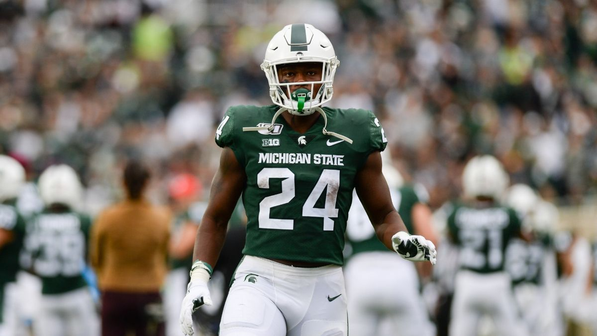 Michigan State vs. Rutgers Betting Odds & Pick: Spartans Remain Favorites in Big Ten Opener (Oct. 24) article feature image