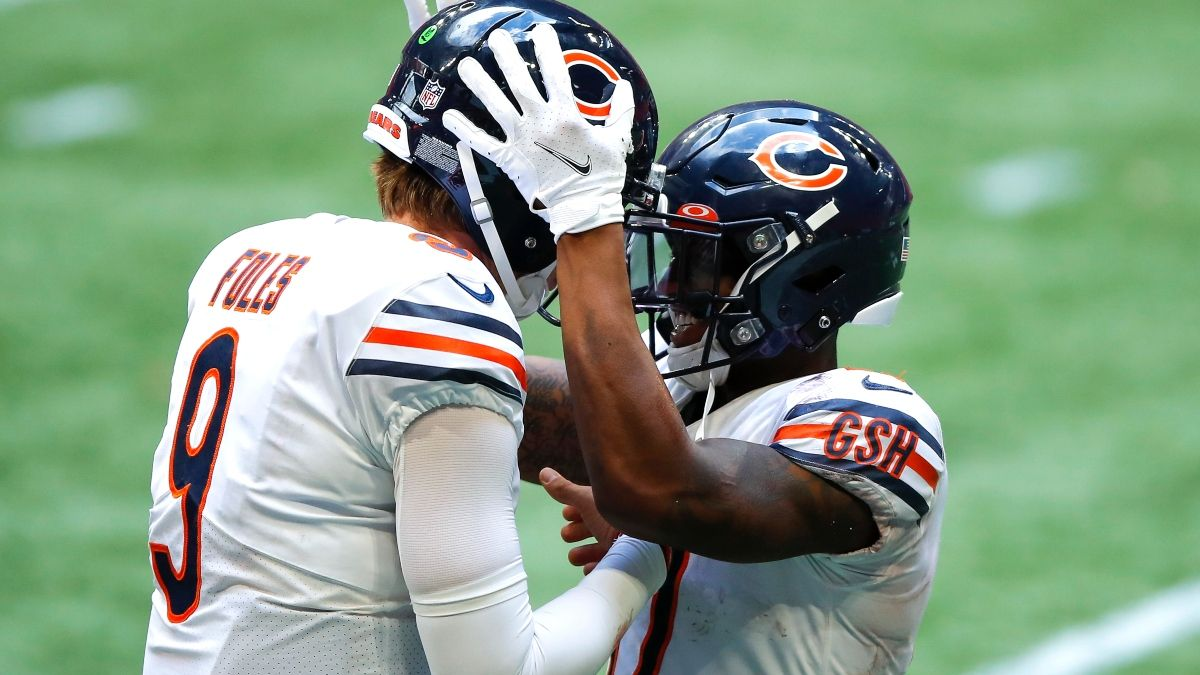 Bears vs. Bucs Odds & Promos: Bet $20, Win $125 if the Bears Score a Point! article feature image