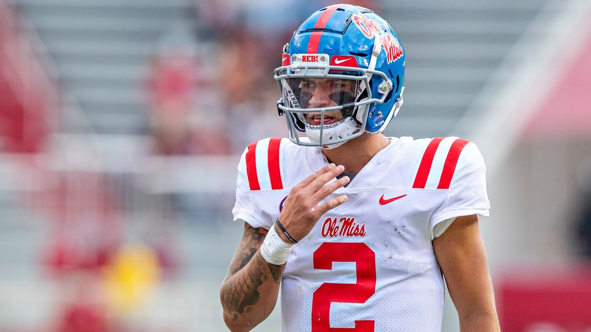 Auburn at Ole Miss Betting Odds & Pick: What's Wrong With Bo Nix and the Tigers? (Saturday, Oct. 24) article feature image