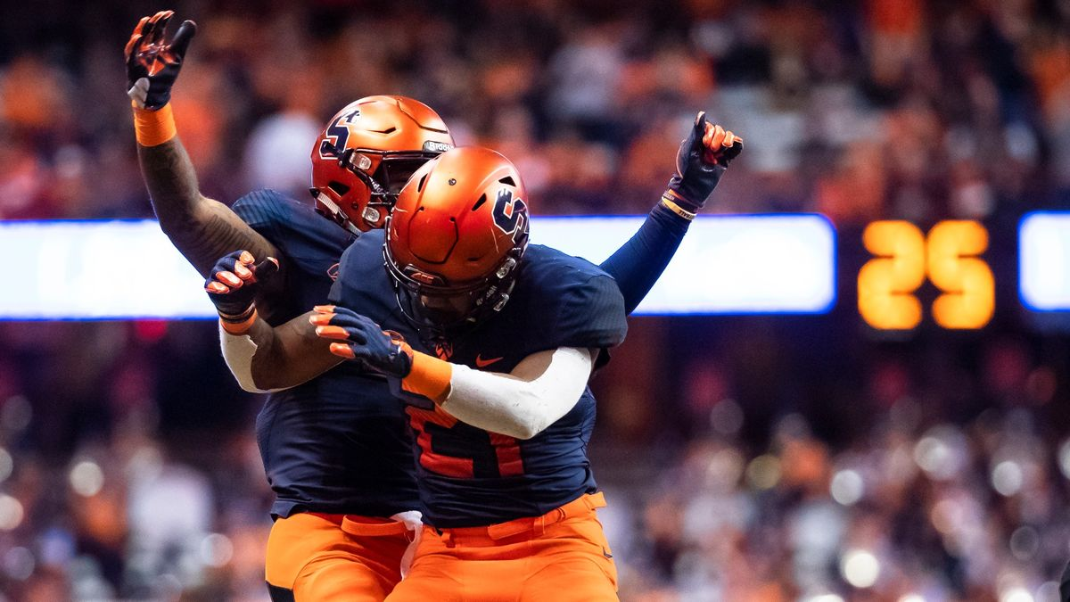 Wake Forest at Syracuse Betting Odds & Pick: Fade the Orange in Saturday's ACC Matchup article feature image