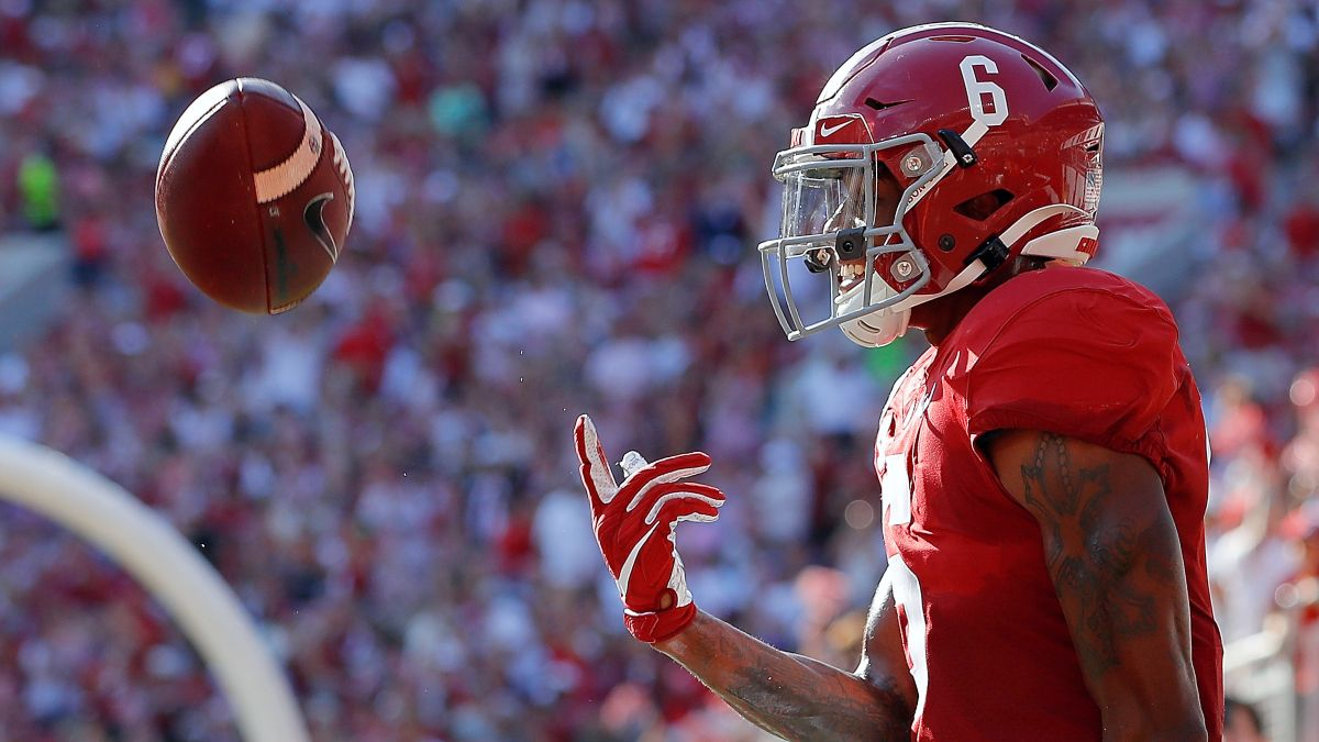 Alabama at Ole Miss Betting Odds & Pick: Rebels Can Keep Pace With the Tide (Saturday, Oct. 10) article feature image