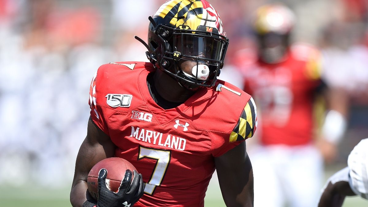 College Football Odds & Picks for Minnesota vs. Maryland: Sharps Betting Friday's Spread (Oct. 30) article feature image