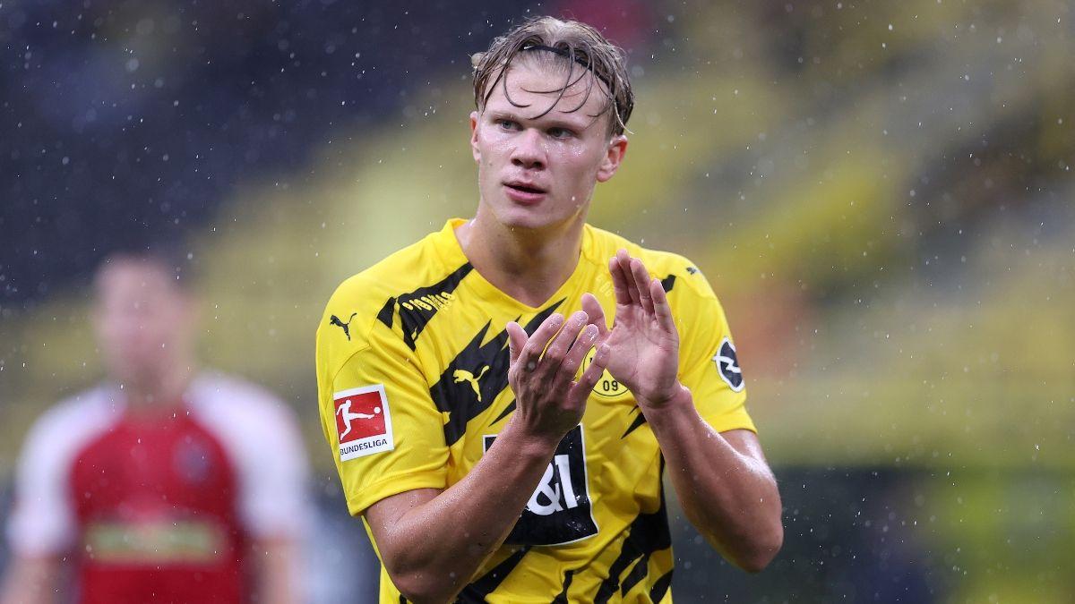 Hoffenheim vs. Borussia Dortmund Odds, Betting Picks, Predictions (Saturday, Oct. 17) article feature image