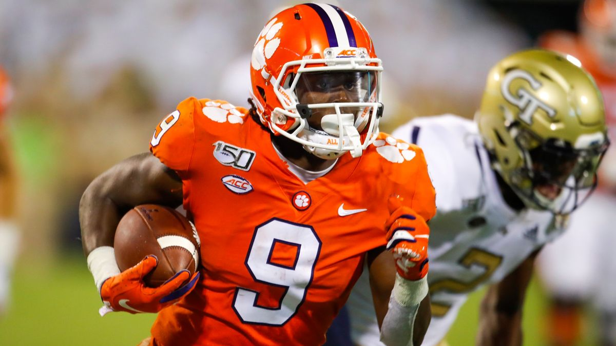 Georgia Tech vs. Clemson Betting Odds & Pick: Back the Tigers to Pummel the Yellow Jackets (Saturday, Oct. 17) article feature image