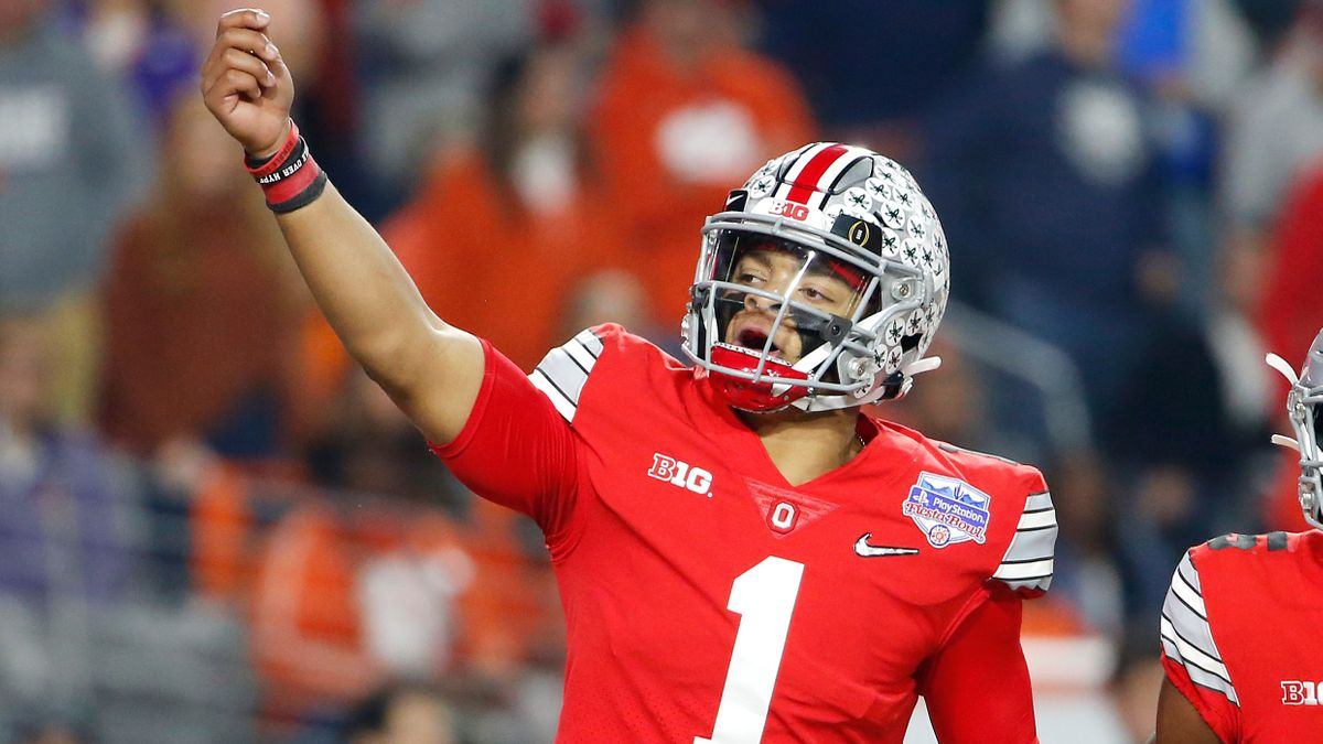 Ohio State vs. Penn State Odds, Picks & Betting Promos: Bet $5, Win $100 if Ohio St. Covers +50, More! article feature image