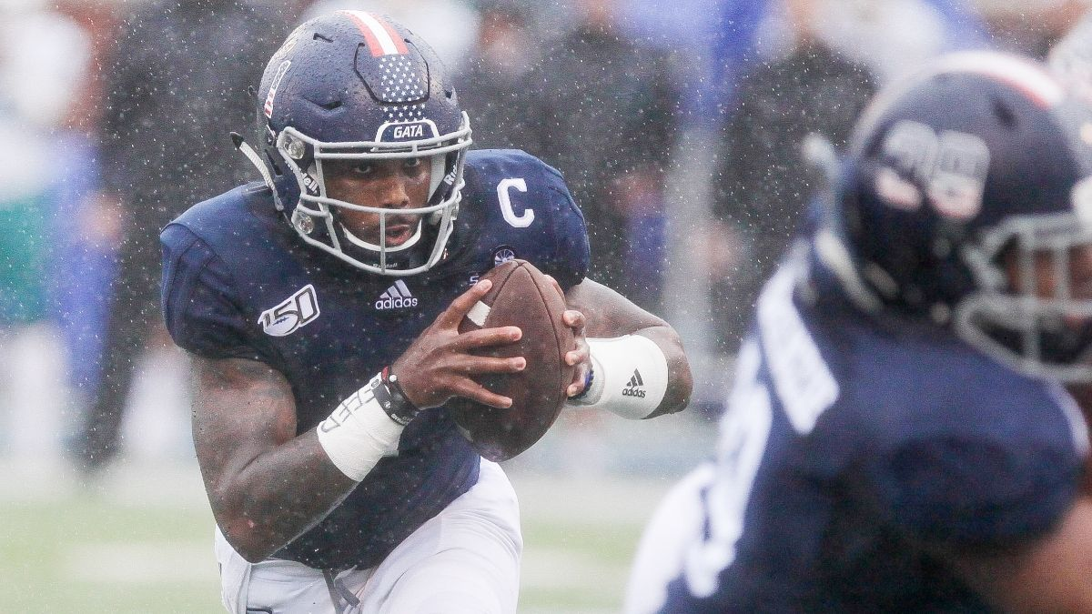 South Alabama vs. Georgia Southern Betting Odds & Weather: Wind, Rain Expected Thursday (Oct. 29) article feature image