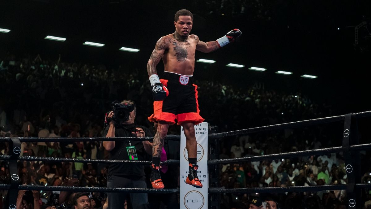 Boxing Odds & Picks: Gervonta Davis Puts Undefeated Record On Line vs. Leo Santa Cruz at Alamodome (Saturday, Oct. 31) article feature image