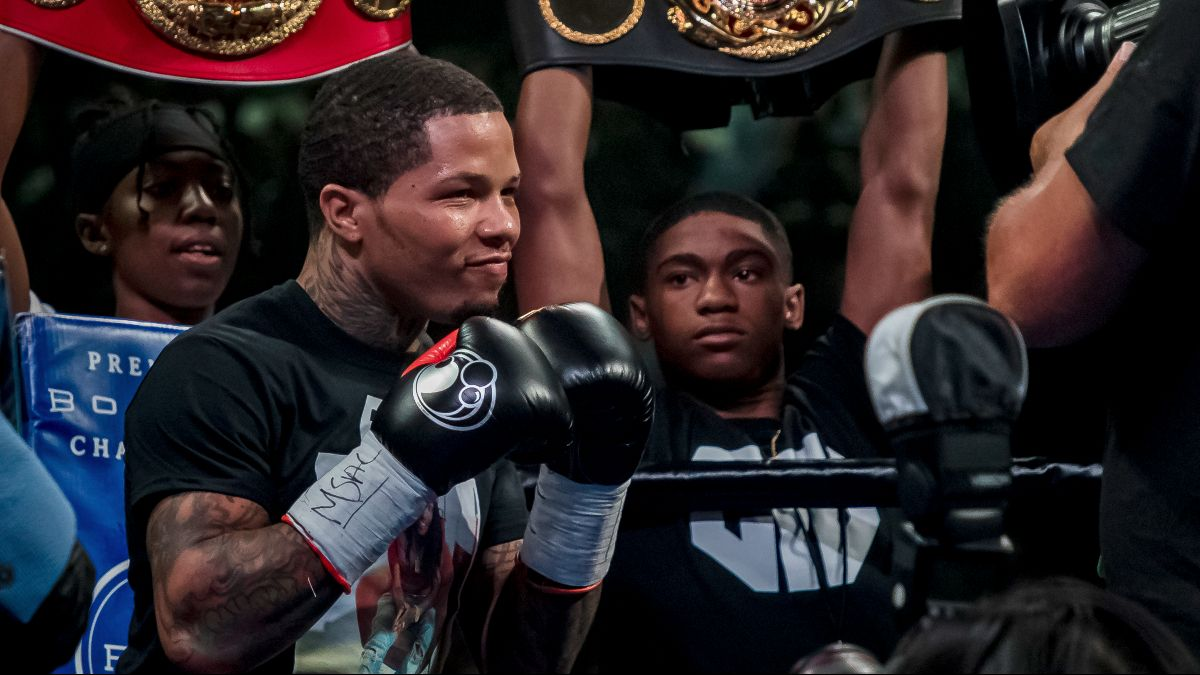 Gervonta Davis vs. Leo Santa Cruz Boxing Odds, Props & Schedule: Davis Expected to Win by Knockout in Pay-Per-View Bout article feature image