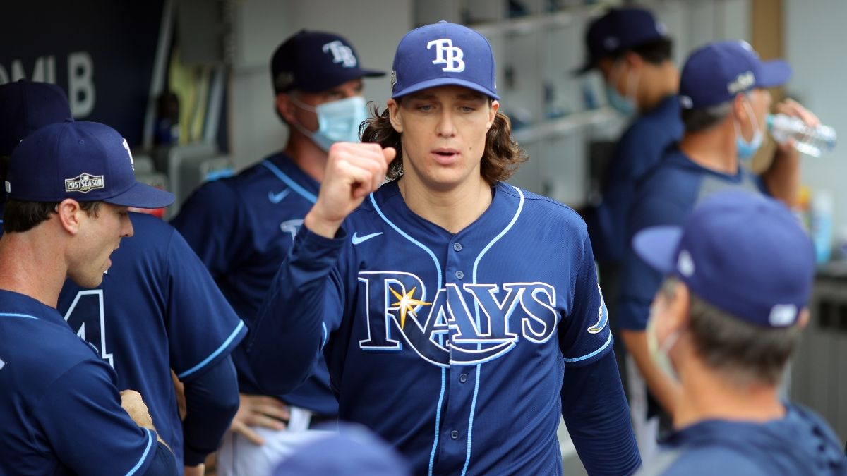 Yankees vs. Rays Odds, Sharp Pick: How Pros Are Betting ALDS Game 5 (Oct. 9) article feature image