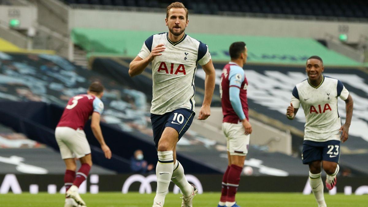 Monday Premier League Best Bets: Burnley vs. Tottenham Odds, Picks and Predictions (Oct. 26) article feature image