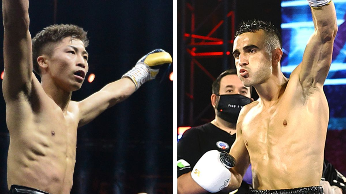 Naoya Inoue vs. Jason Moloney Boxing Odds & Picks: Can Three-Division Champ Stay Undefeated? (Saturday, Oct. 31) article feature image