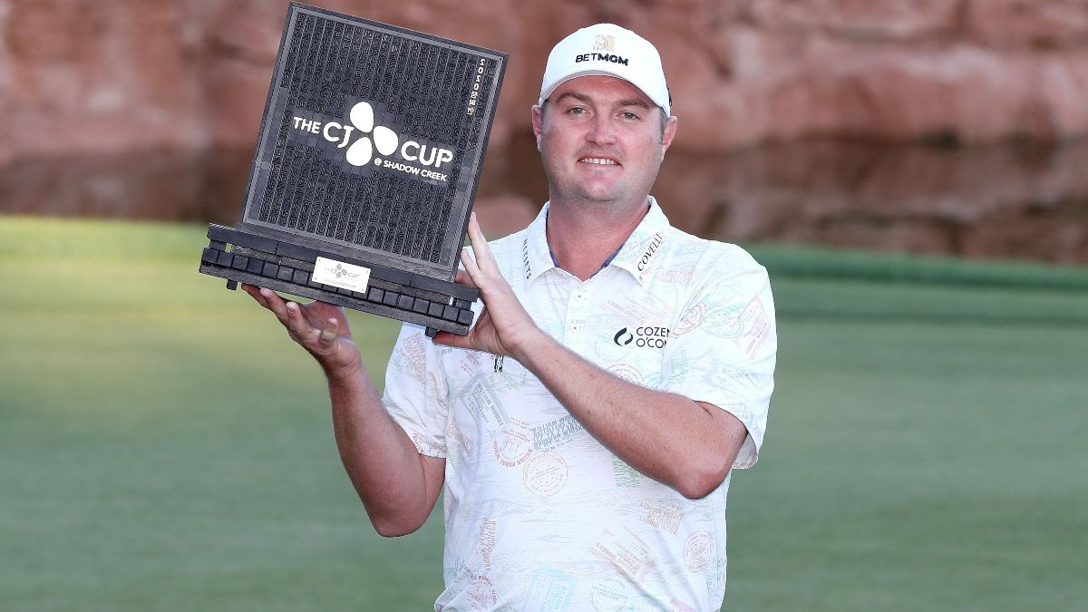 PGA TOUR Embraces Betting on Broadcast, and It Felt Normal article feature image