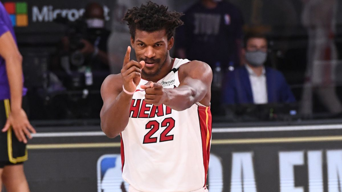 Miami Heat 2021 NBA Win Total Odds & Pick: How to Bet the Heat After Magical Bubble Run article feature image