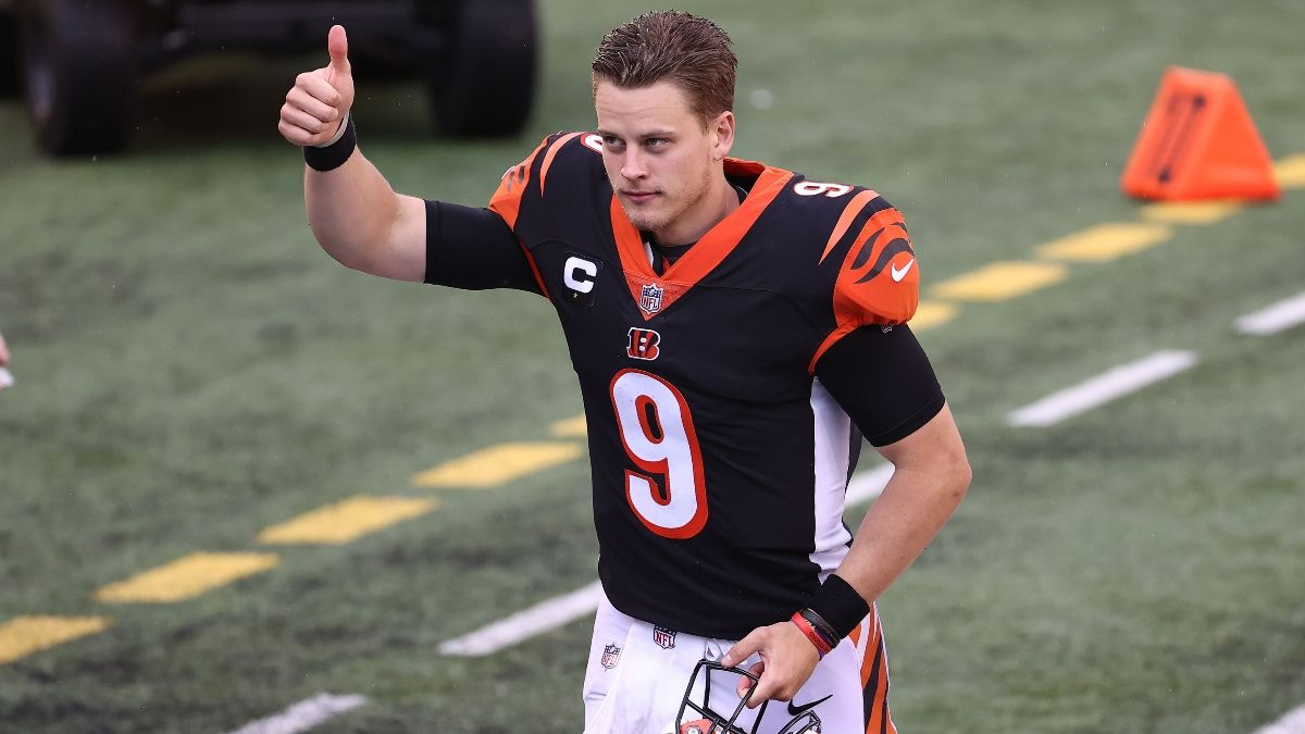 Bengals vs. Ravens Betting Odds & Pick: Take the Points with Joe Burrow & CO. article feature image
