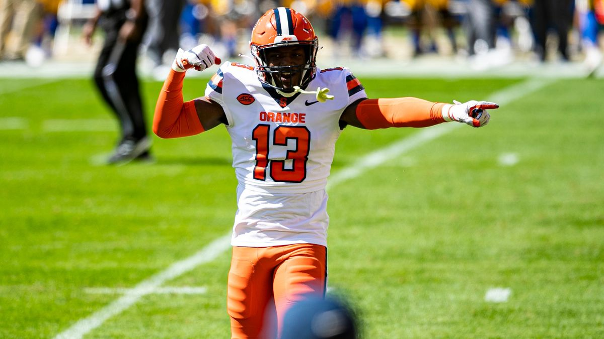 Liberty at Syracuse Betting Odds & Pick: Expect the Flames to Start the Fire (Saturday, Oct. 17) article feature image