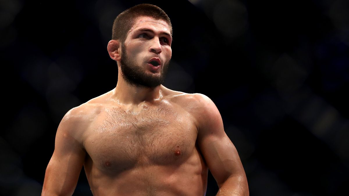 UFC 254 Promo: Bet $5, Win $100 if Khabib Lands a Punch in the Main Event! article feature image