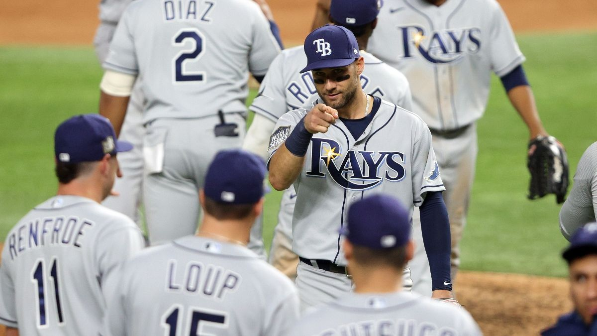 World Series Game 3 Picks & Predictions: How Our Experts are Betting Rays vs. Dodgers article feature image