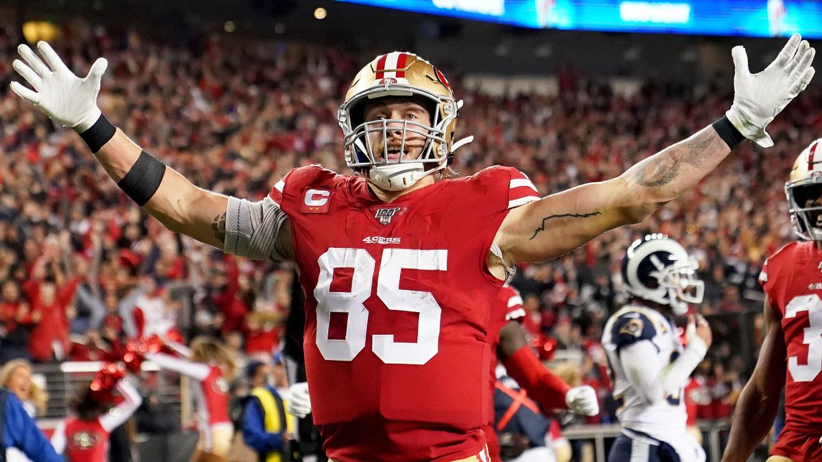 49ers vs. Rams Picks: How Our Staff is Betting the Sunday Night Football Spread article feature image